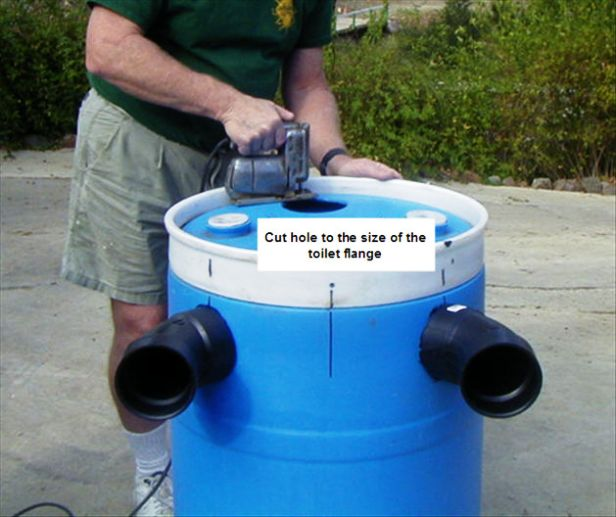 Barrel Septic Tank Images Frompo 1
